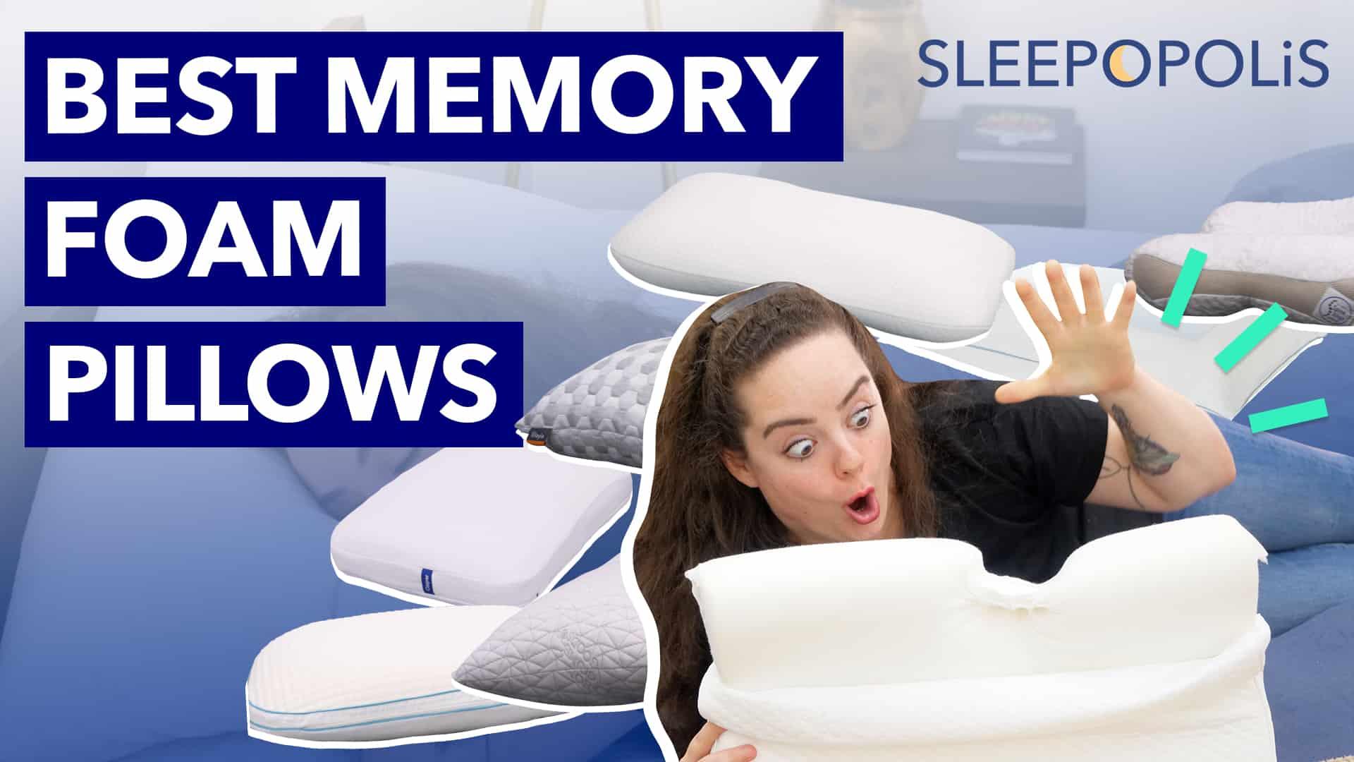 memory foam pillow reviews 2021