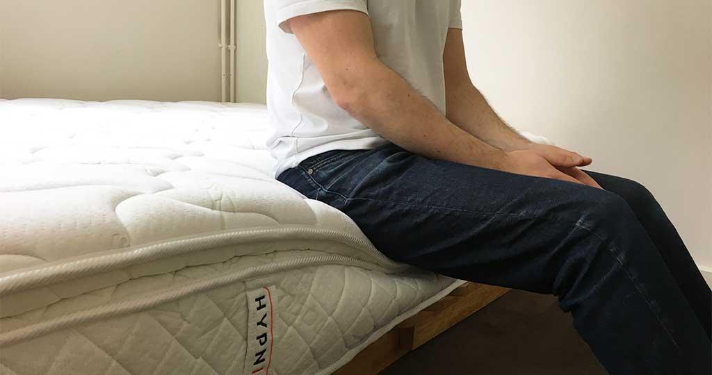 colchón Hypnia soporte