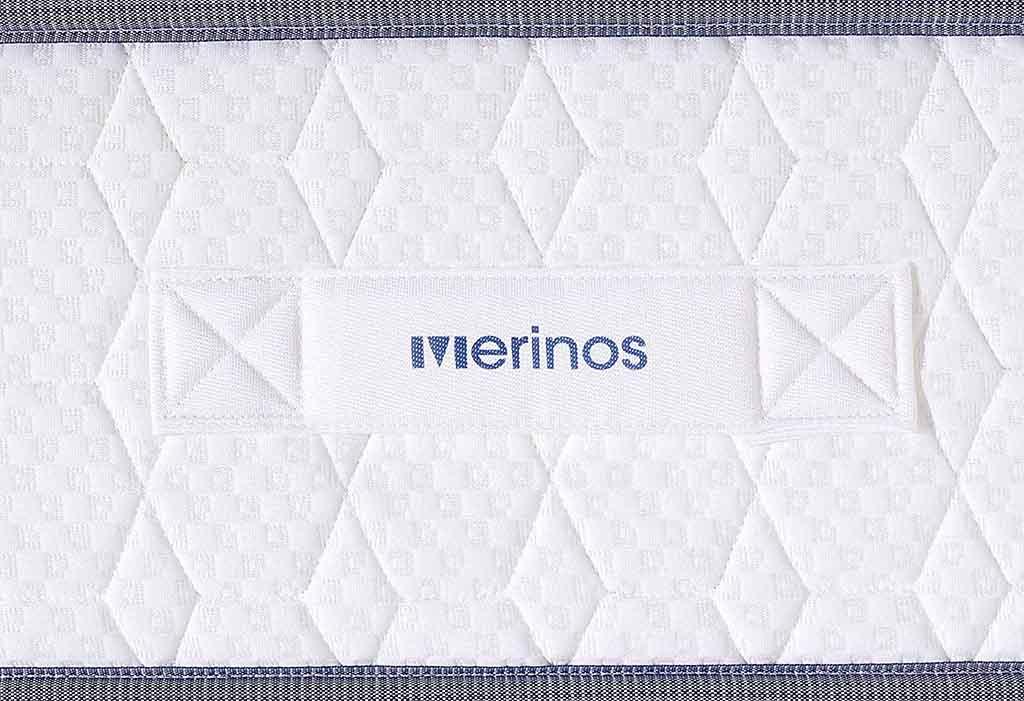 matelas Merinos détail