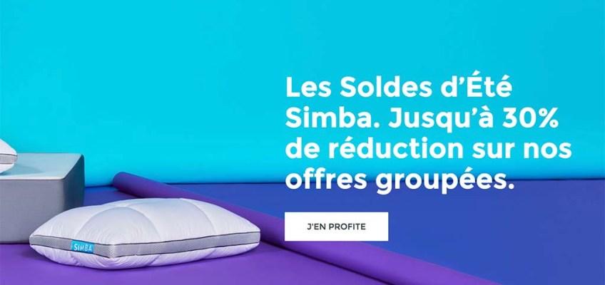 Offres groupées Simba juillet 2018