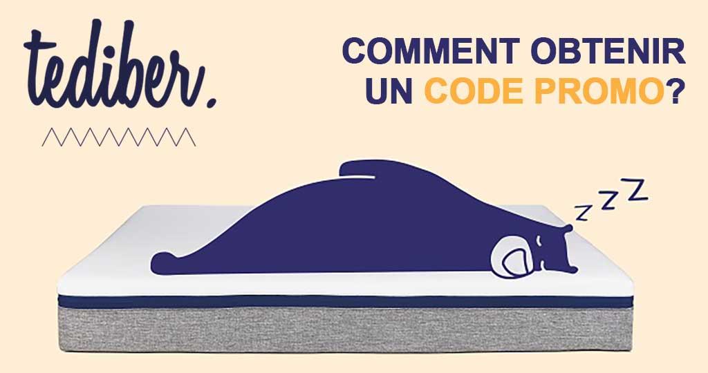 code promo Tediber