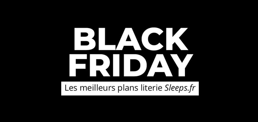 Black Friday 2019 : Les meilleures offres matelas et literie