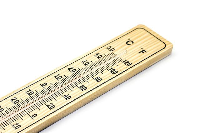 部屋の温湿度系