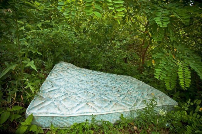 How To Get Rid Of Your Old Mattress