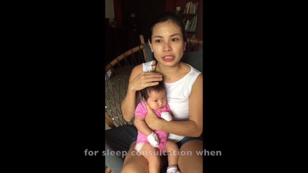 Baby Sleep Success Story Getting Your Newborn To Sleep Well
