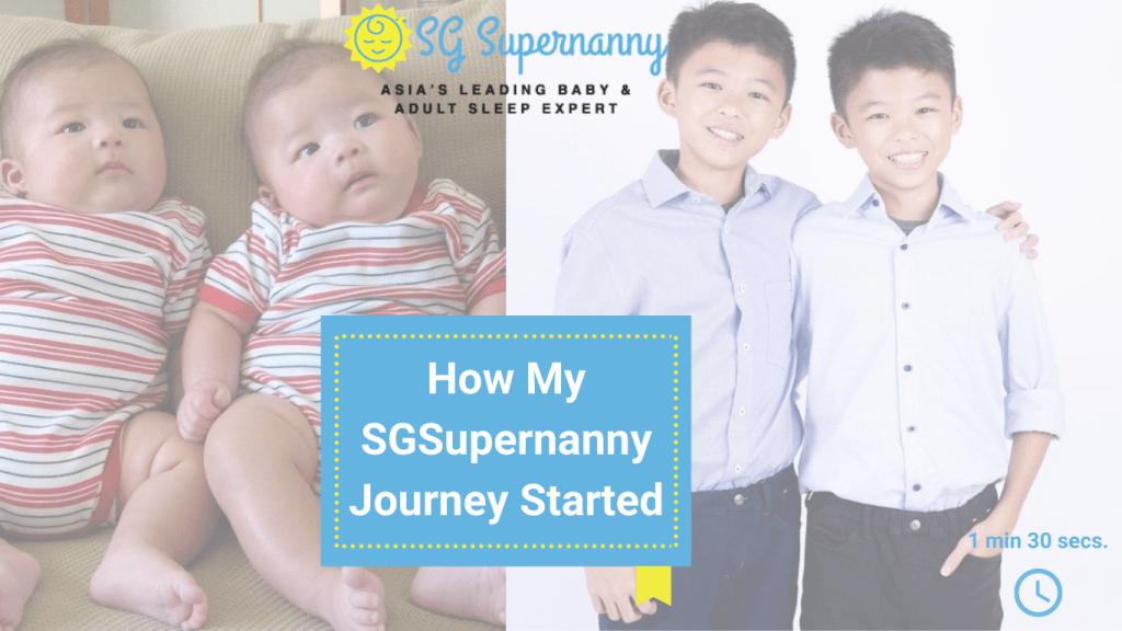 How My Sgsupernanny Journey Started