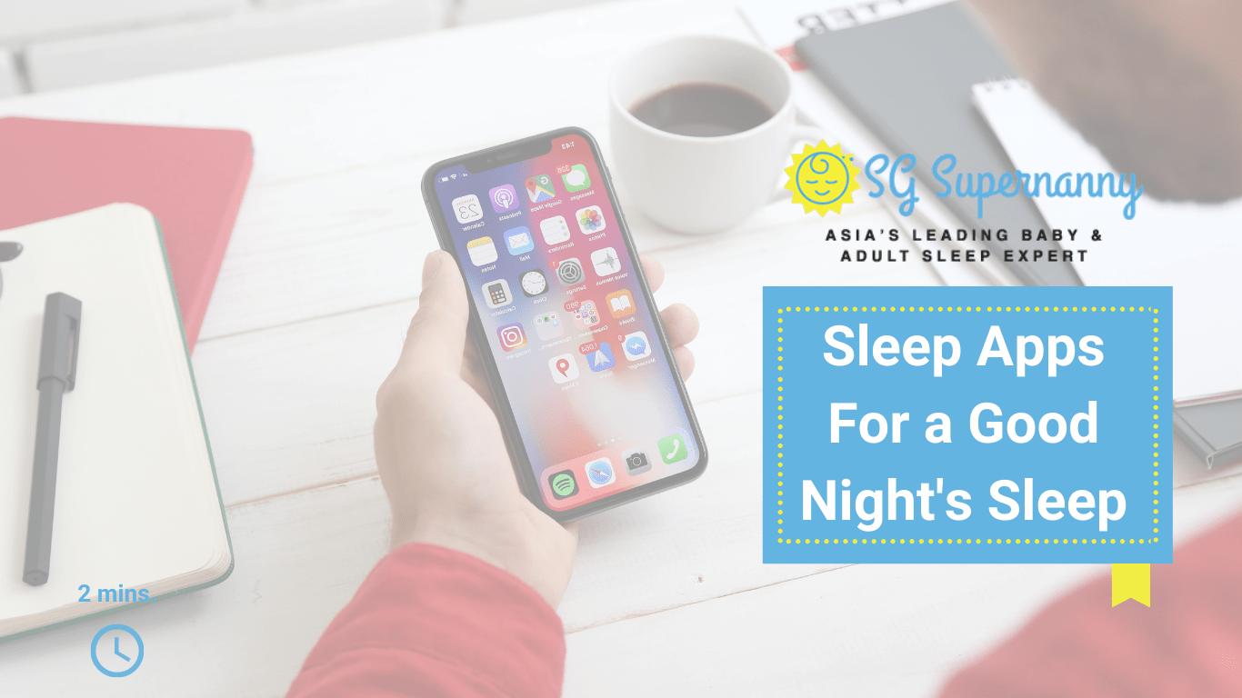 Sleep Apps For a Good Night's Sleep