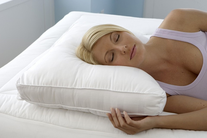 Best Pillow For Stomach Sleepers In 2018 Sleep Titan