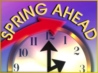 Spring Forward - Daylight Saving Time Made Simple