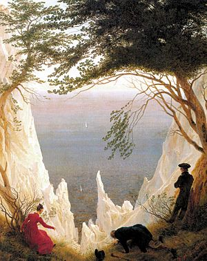 Chalk Cliffs of Rugen