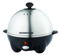 HOMEIMAGE Electric 7 Egg Cooker and Poacher with Stainless Steel Tray & Lid – HI-70AS
