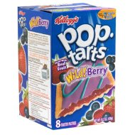 Pop-Tarts, Wild! Berry, 8-Count Boxes (Pack of 12)