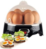 DBTech Electric Egg Cooker – With Automatic Shut off an Buzzer to notify you when the eggs are ready