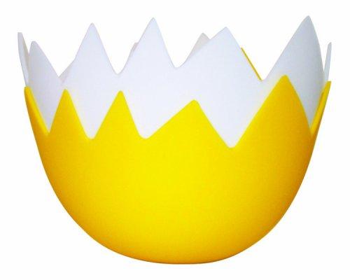 Set of 2 Silicone Egg Shell Egg Poachers 07251