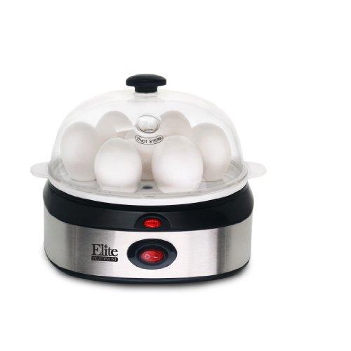 Elite Platinum EGC-207 MaxiMatic Egg Cooker