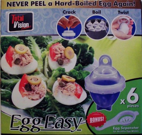 Egg Easy Perfect Hard Boiled Eggs
