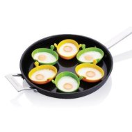 Silicone Egg Poachers (Set of 6)