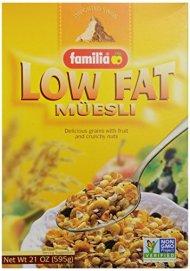 Familia – Low Fat Muesli – 21 oz.