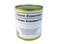 1 Can of Future Essentials Nine Grain Cracked Cereal, Dried, #10 Can, 5 lbs Net Weight