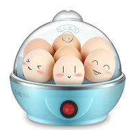 Generic Multi-function Electric Egg Cooker for up to 7 Eggs Boiler Steamer Cooking Tools Kitchen Utensil