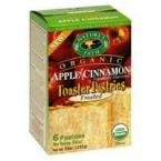 Natures Path Frosted Apple Cinnamon Toaster Pastry (12×11 Oz)