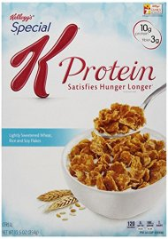Kellogg's Special K Cereal, Protein, 12.5 Ounce