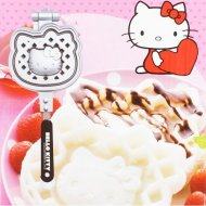 [Hello Kitty] Carus eats cake waffle maker series