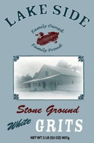 Lakeside Stone Ground Grits 2 lb