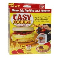 Easy Eggwich Egg Cooker 2.0 ea