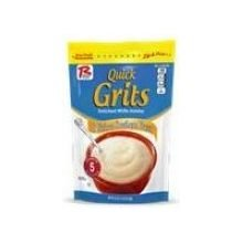 Ralston Foods Quick Grits Hot Cereal, 24 Ounce — 12 per case.