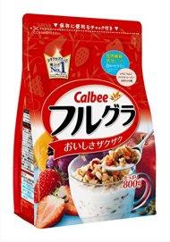 Calbee Fruit granola 800g