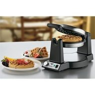 Waring Pro Stainless Steel single  Belgian Waffle Maker WWM450PC