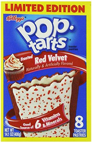 Pop-Tarts, Red Velvet, 14.1 Ounce