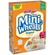 Kellogg's Frosted Mini Wheats Original, 24 Ounce Box