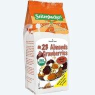 Seitenbacher Muesli #23 Almonds & Cranberries 16 Oz (12 Pack Case)