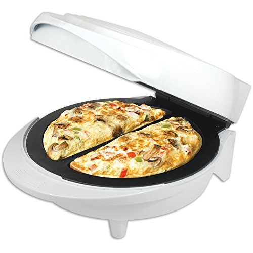 Better Chef Non-Stick Double Omelette Or Frittata Maker – No Pans Mess Fuss