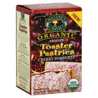 Nature's Path Organic Frosted Toaster Pastries Cherry Pomegran — 11 oz