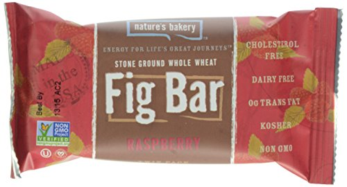 Nature's Bakery Fig Bar, Whole Wheat Raspberry, 24-Ounce Box