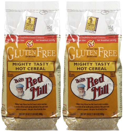 Bob's Red Mill Gluten Free Mighty Tasty Hot Cereal – 24 oz – 2 pk