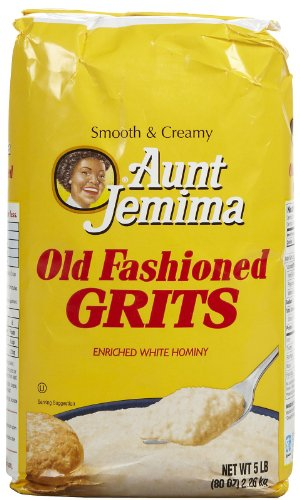 Quaker Grits Aunt Jemima Old Fashioned Bag – 80 oz