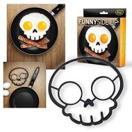 Official Fred & Friends Funny Side up Egg Mould Skull