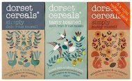 Dorset Cereals Muesli Variety 6 Packs (Pack of 2, Total 12 Packs)