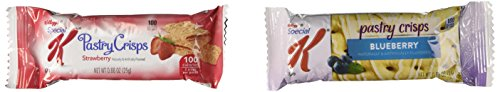 Special K Pastry Crisps Strawberry and Blueberry 60ct.