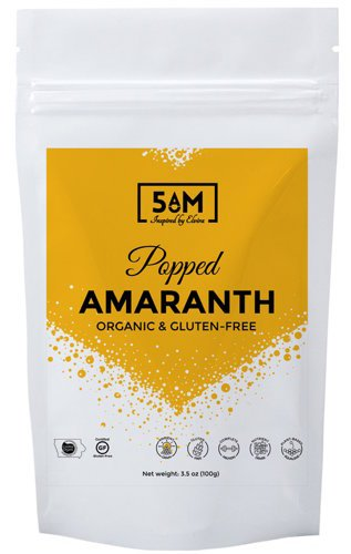 Popped Amaranth (3.5 oz)