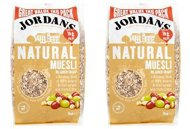 (2 Pack) – Jordans – Natural Muesli | 1000g | 2 PACK BUNDLE