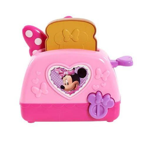 Disney Minnie Mouse Mini Appliances – Toaster