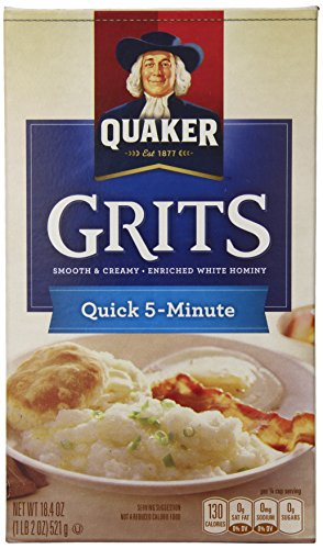 Quaker Quick Grits, 18.4 ounces