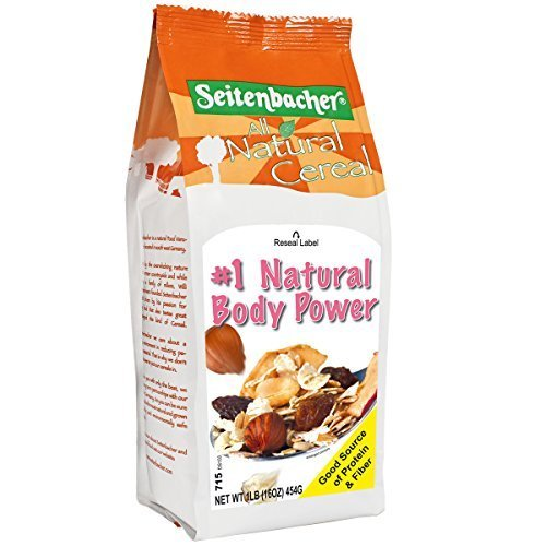 Seitenbacher Müsli #1 Natural Body Power 16 Oz (12 Pack)