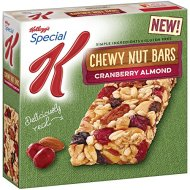 Special K Chewy Nut Bar Cranberry Almond, 5.82 Ounce