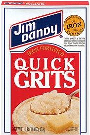 Jim Dandy Quick Grits 16oz Box (Pack of 6)